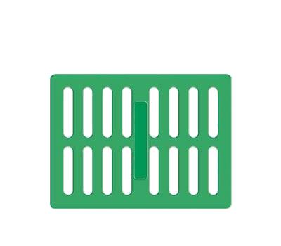 復合樹脂明溝蓋板